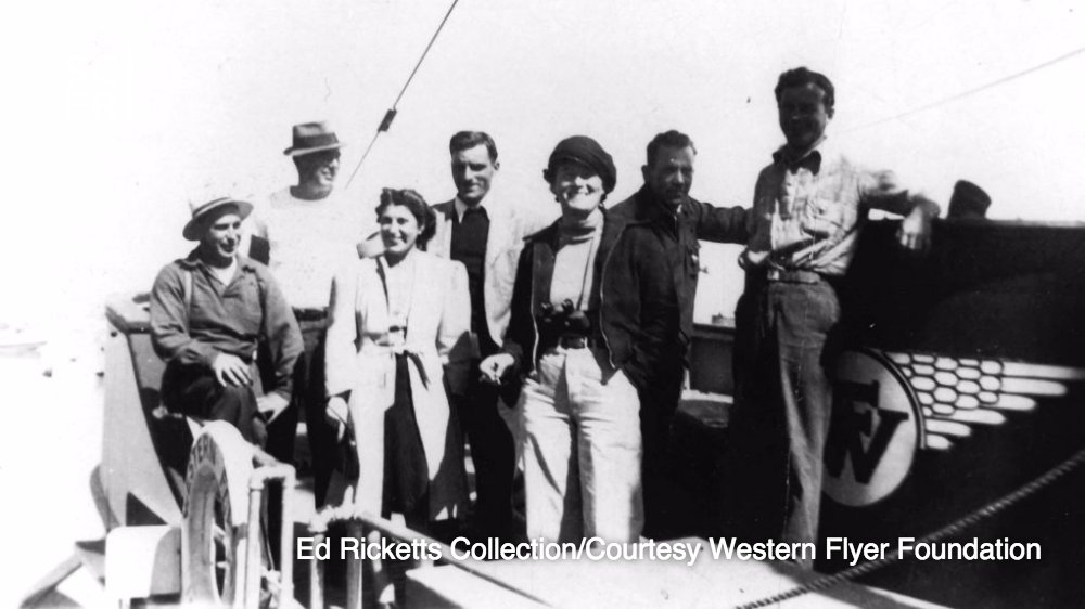 A team of researchers are using John Steinbeck to solve a squid mystery. #CephalopodWeek https://t.co/spCqkxFvsJ