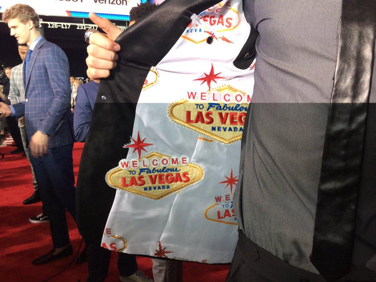 Gonzaga's Zach Collins making sure his hometown of Las Vegas is part o...
