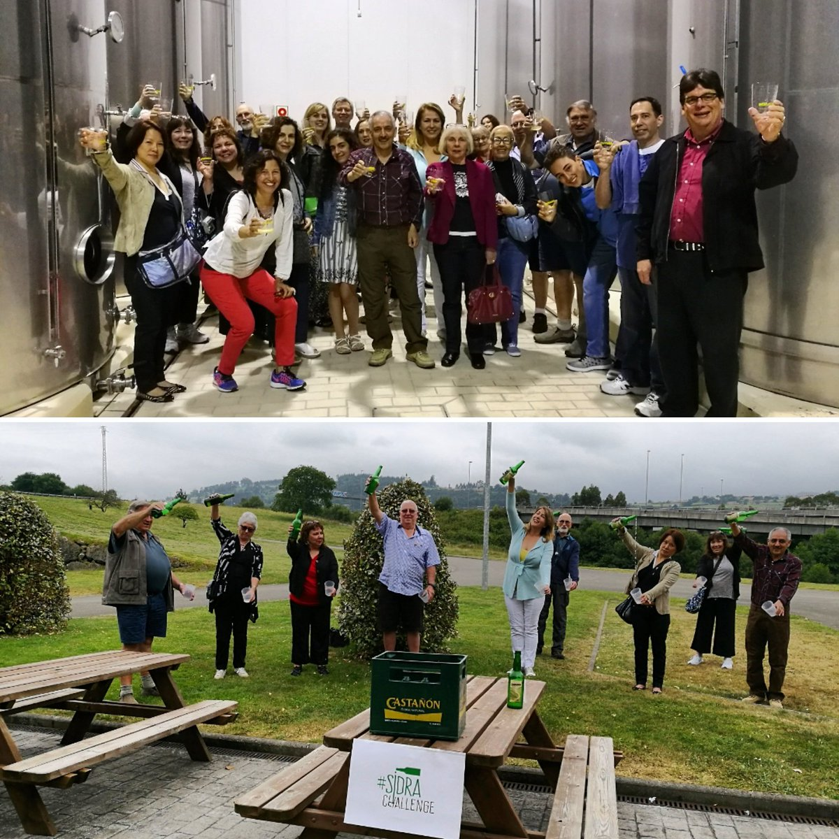 #Cidertours #wespeakenglish #Asturias #cider #sidra if you want to discover more about this Apple drink, wait for you in Castañón <br>http://pic.twitter.com/rzPI8DI8N6