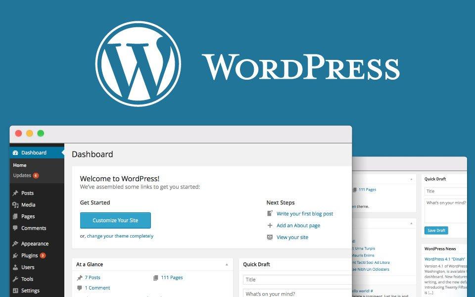 "HostHog.com on Twitter: ""Is your #WordPress website secure?"