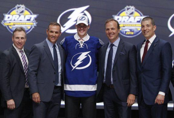 Lightning Struggle with 1st Round Picks - https://t.co/4SzNWe9CuD #hockey #THW