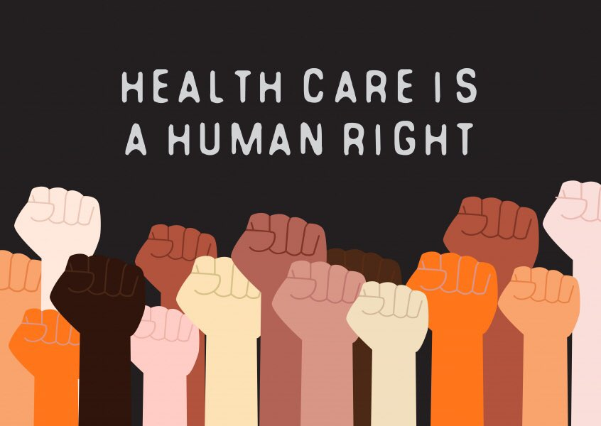 No one should die bc they can&#39;t afford to see a doctor,it&#39;s 2017! Simple solution- #SinglePayer healthcare for all! #HealthcareBill #NotMeUs<br>http://pic.twitter.com/IazqoojLZi