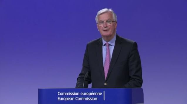 Michel Barnier said he was 'not in the frame of mind to make concessions or ask for concessions' over Brexit #bbcqt https://t.co/6pr7fJugEW