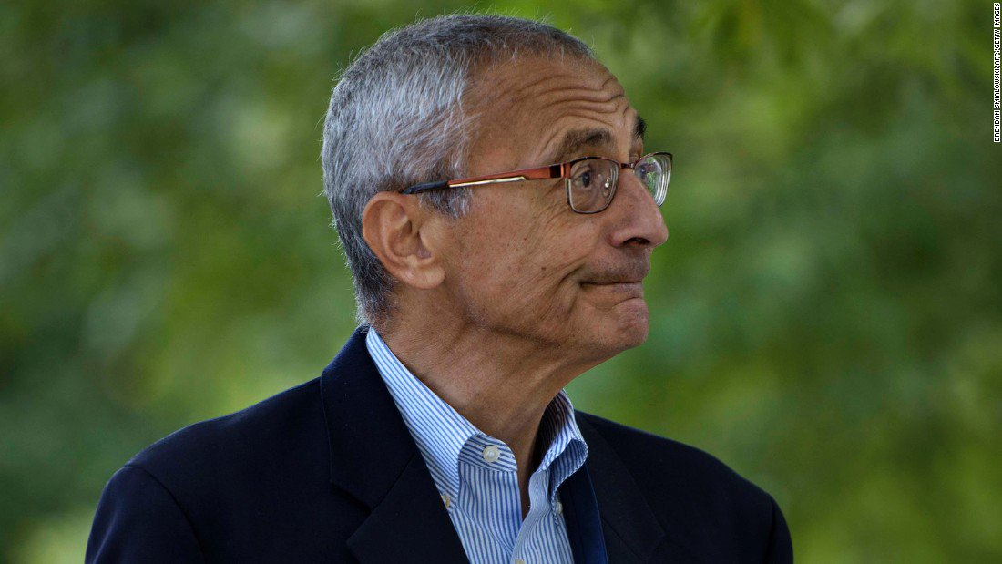First on CNN: House intel panel plans to interview John Podesta next week, sources say https://t.co/p7UVoXQnfs