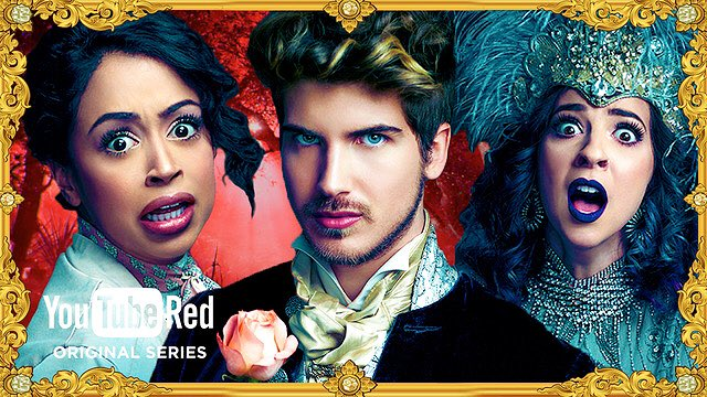 IT'S FINALLY HERE! 😱 The season two premiere of #EscapeTheNight is  streaming NOW! Episode 1 is FREE! 😈 >>> https://t.co/0XcawVizEW