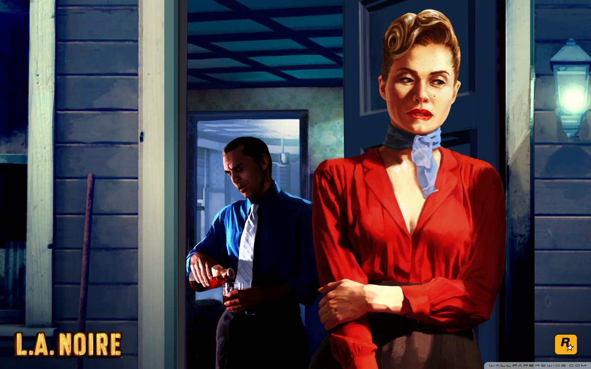L.A. Noire on Nintendo Switch, PS4 and XBO? Rumors say yes https://t.co/zu6NaKNRzW