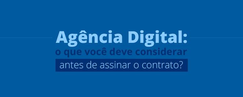Contratar uma agência digital: veja algumas dicas que vão ajudar você https://t.co/3LOIymi7lu https://t.co/JqnDQpp0qV