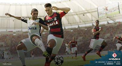 Já imaginou um duelo de GIGANTES brasileiros no FIFA? Talvez você não precise mais imaginar! Entenda https://t.co/i46ukYst2m