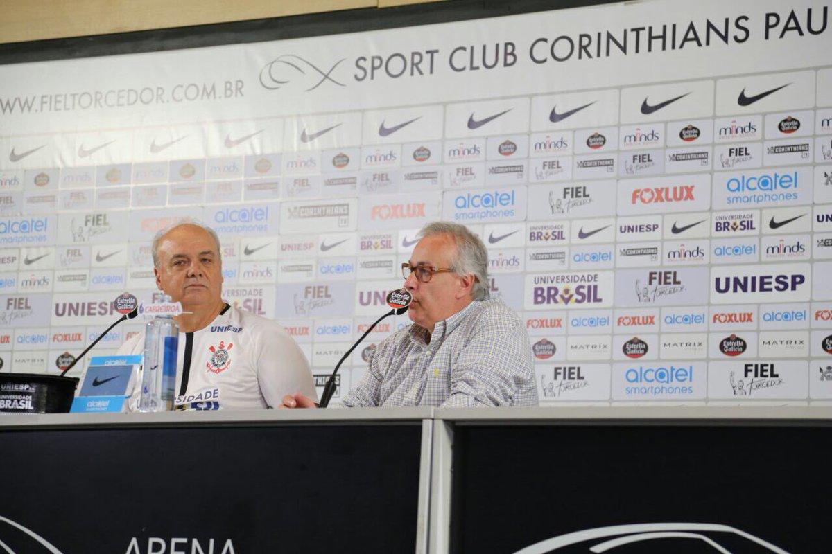 Corinthians e Universidade Brasil anunciam nova etapa da parceria. Saiba mais 👉🏾 https://t.co/riu9LWaoPf