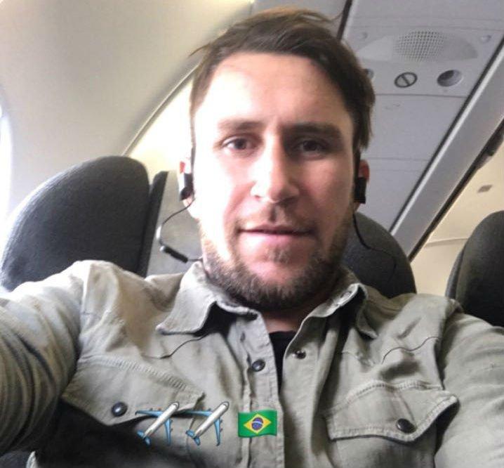 Jonatan Goméz viaja ao Brasil para se apresentar ao São Paulo. Clube pagará R$ 2,6 milhões pelo meia https://t.co/0BMFlZZcvt