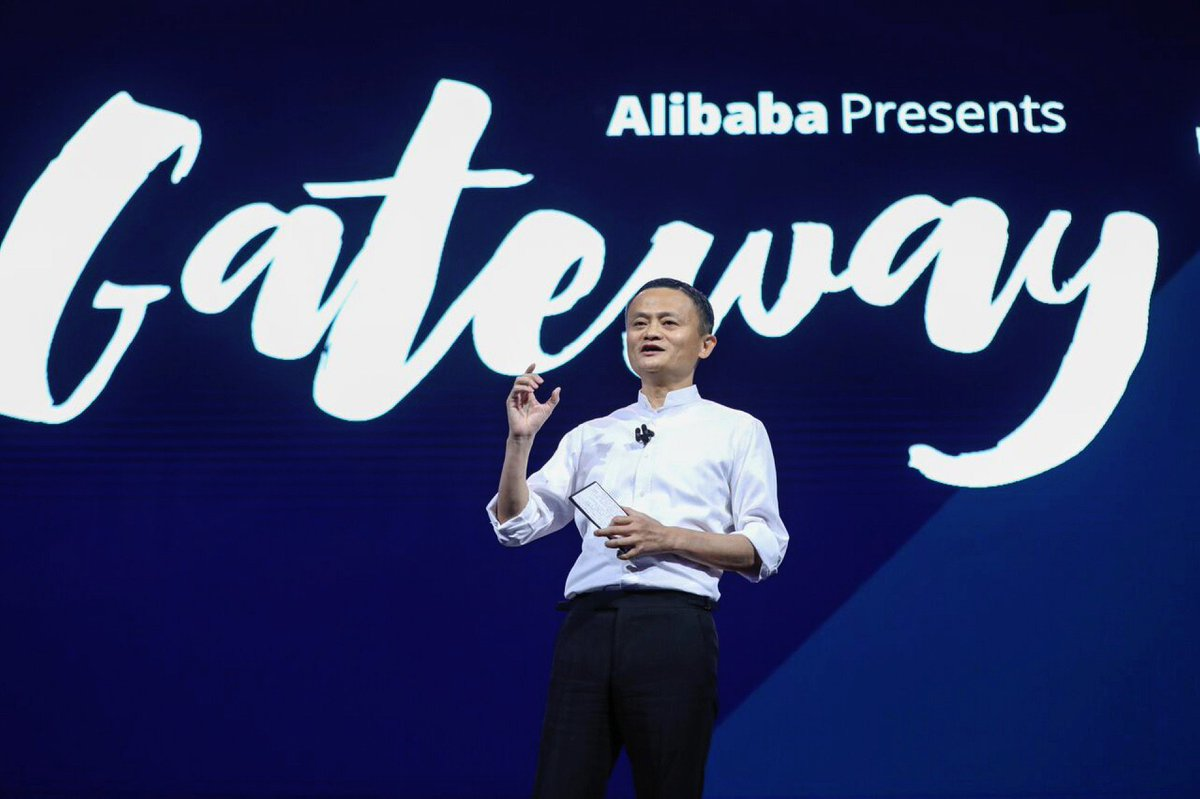 Alibaba looks to grow sales of US food in China https://t.co/sRU1dGadeX