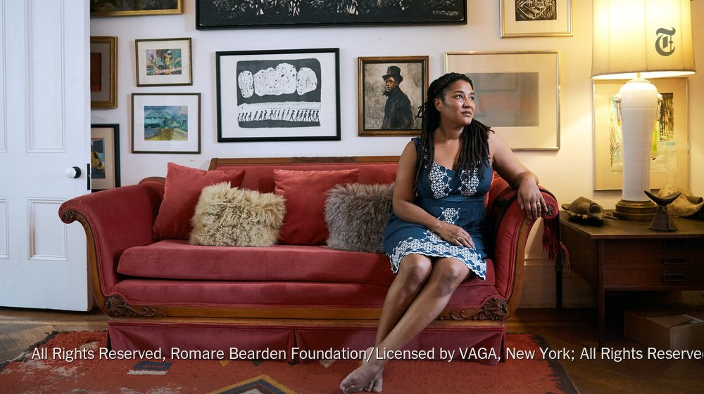 Lynn Nottage's Brooklyn house is a theater-in-the-round of African-American art https://t.co/daOe0KKlVM