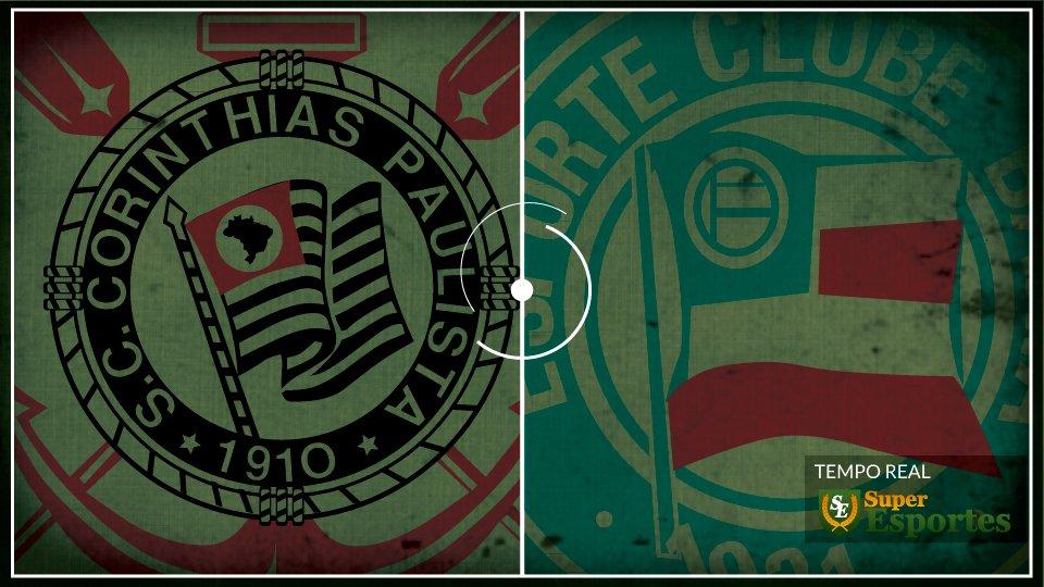 AO VIVO: siga os lances de Corinthians x Bahia, em São Paulo, pelo Brasileiro https://t.co/4o1rRUc3jH