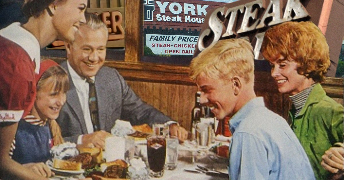 7 extinct steakhouse chains you will never eat at again: https://t.co/...