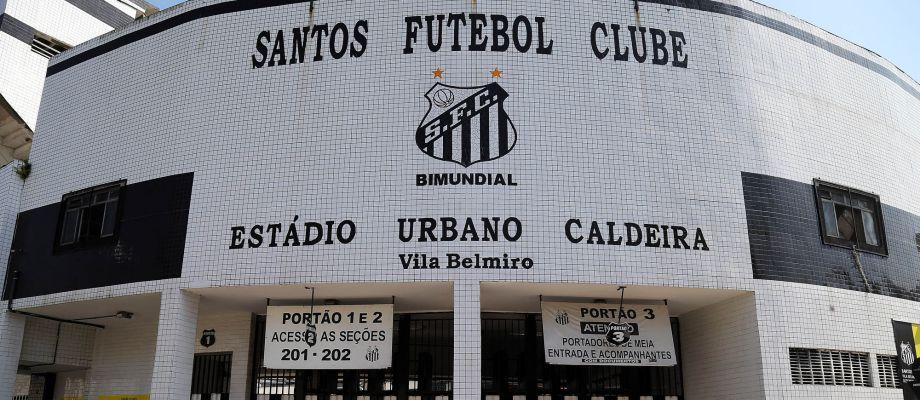 Santos FC e Flamengo, pela Copa do Brasil, não poderá ser realizado no Pacaembu  https://t.co/N6E24e6OHJ