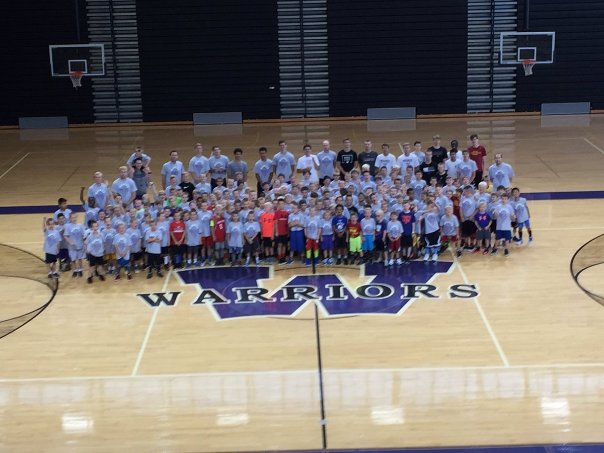 Waukee 1st -4th graders had great energy this week! We saw a lot of improvement during camp. #eyes #doyourbest<br>http://pic.twitter.com/32XoYnVO0Q