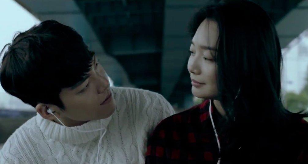 Shin Min Ah Seen Accompanying Kim Woo Bin To The Hospital For His Canc...
