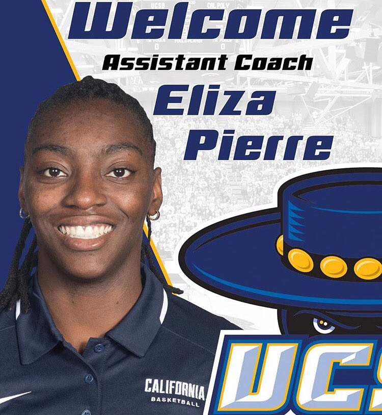 &quot;UCSB with the First pick chooses Eliza Pierre &quot; #GoGauchos #NBAdraft2017 #NewAdventures <br>http://pic.twitter.com/K8rpxTRBtp