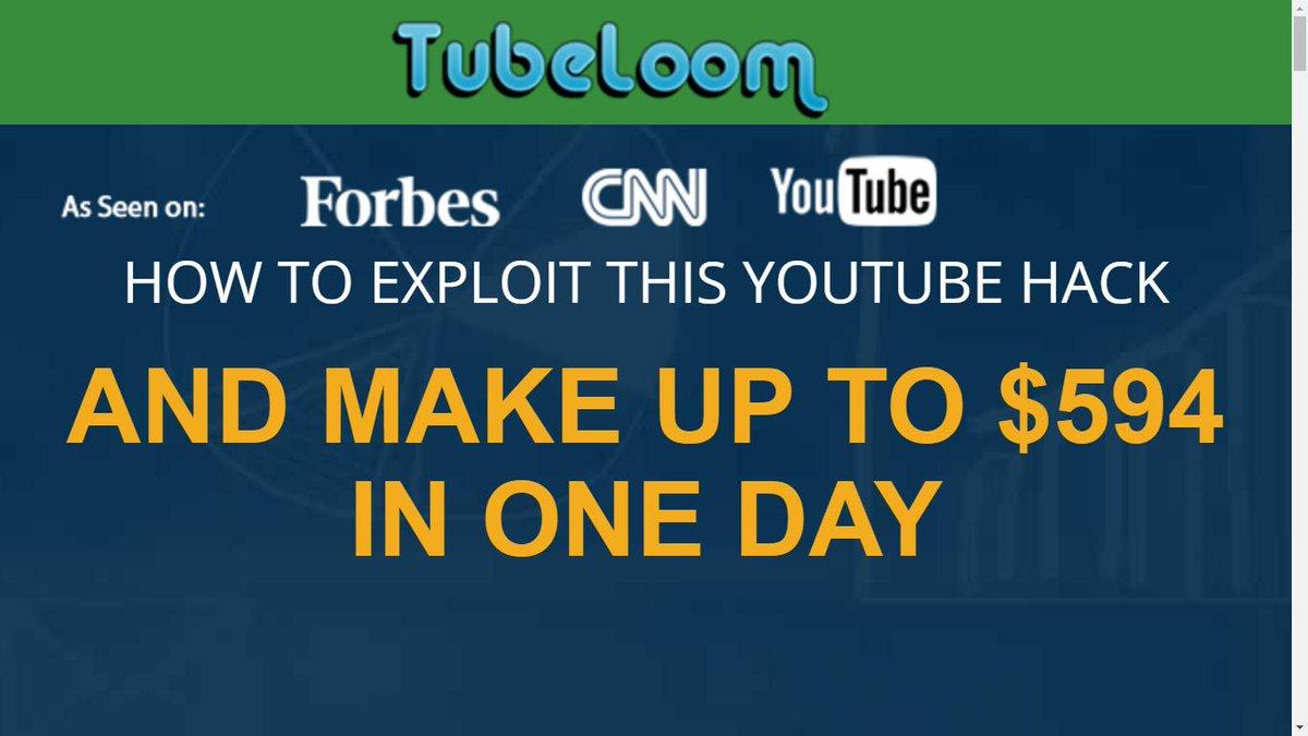 Can You Make a Living on YouTube? =➤  http:// bit.ly/-TubeLoom  &nbsp;    #SMM #Mpgvip #defstar5 #makeyourownlane #growthhacking #Google #SEO #Marketing<br>http://pic.twitter.com/Apx6yaEPAz