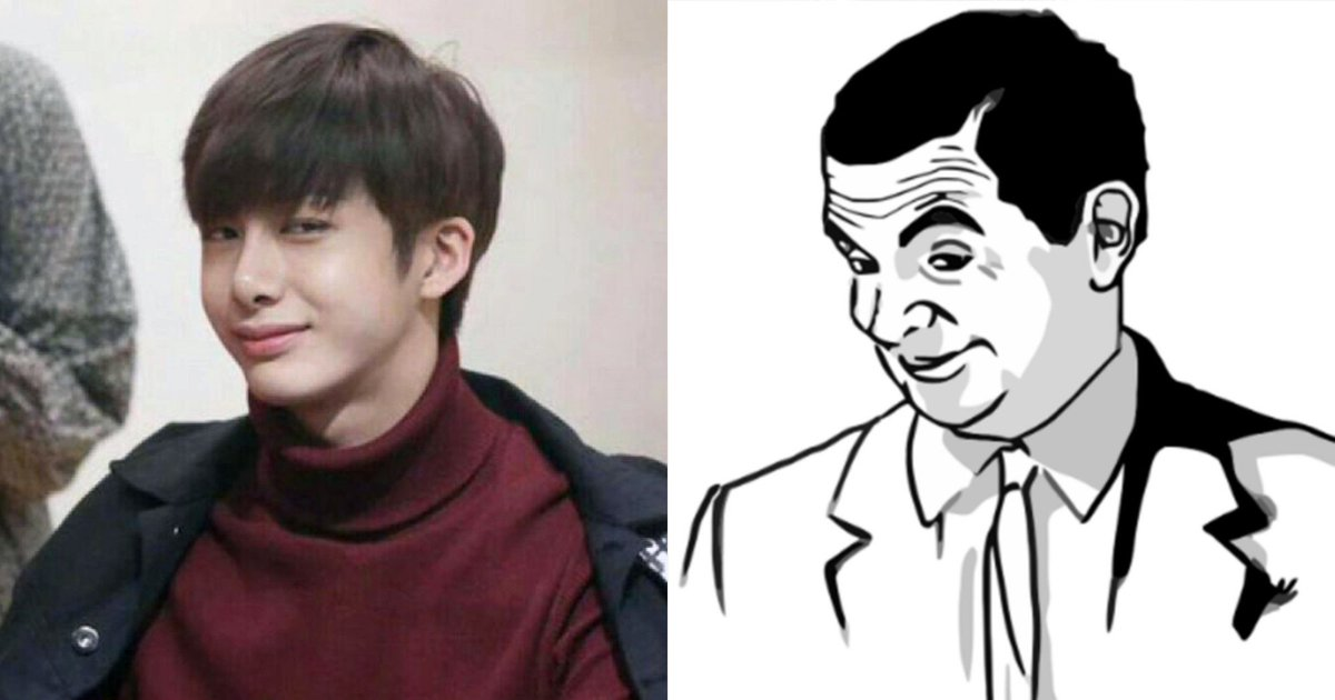13 Times MONSTA X Hyungwon Was A Human Meme ➜ Read more: