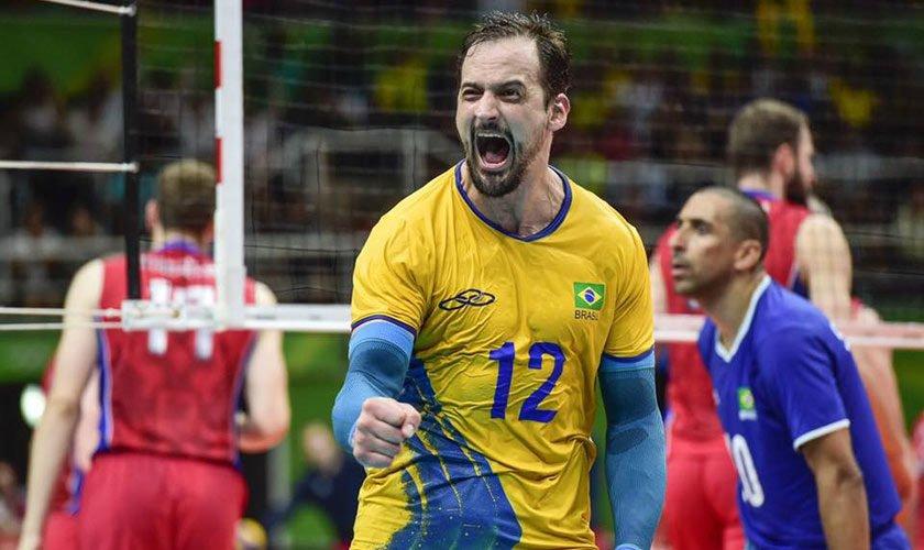 Com lesão muscular, curitibano Lipe está fora da fase final da Liga Mundial de Vôlei - https://t.co/z6D1mZqAR1