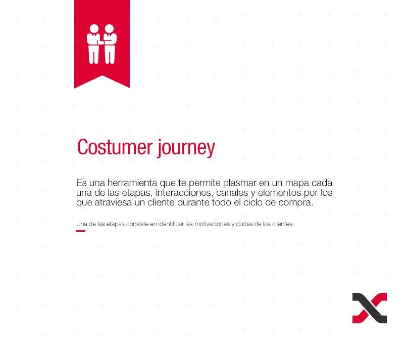 El costumer journey incrementa la satisfacción y retención de los clientes. Descubre sus momentos clave aquí➤ https://t.co/LJFBqsZbPt https://t.co/Mtq2WNmxOu