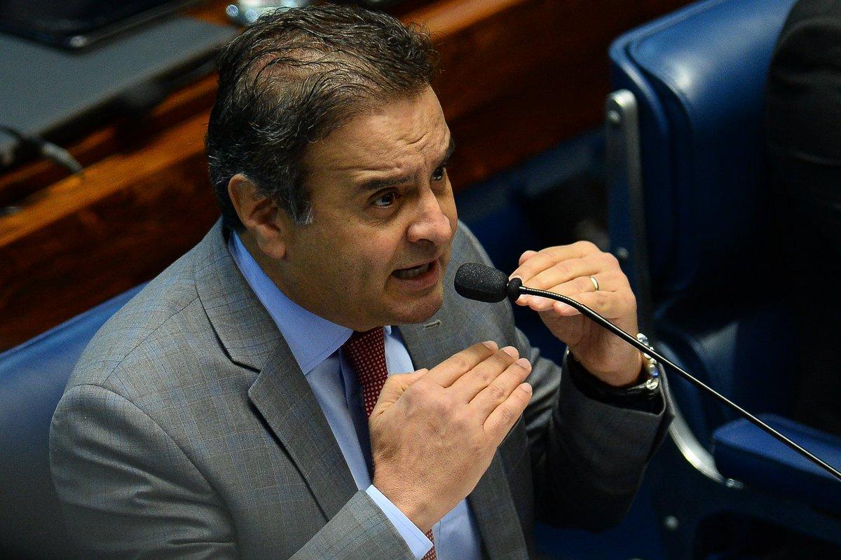 STF abre novo inquérito contra Aécio Neves por lavagem de dinheiro https://t.co/T6i70aEXm4