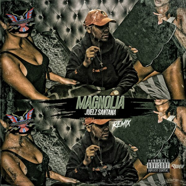🚨PREMIERE🚨  @thejuelzsantana flexes over Playboi Carti's 'Magnolia.' h...