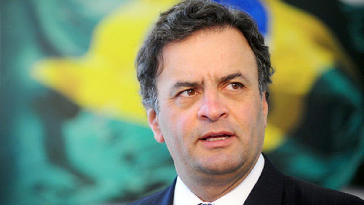 Ministro do STF abre novo inquérito contra Aécio Neves por lavagem de dinheiro https://t.co/jXTCbDtOKt