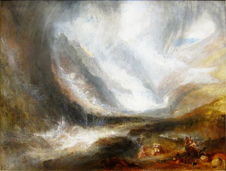 &#39;My business is to paint what I see, not what I know is there.&#39; - William #Turner <br>http://pic.twitter.com/AAX3LRjZ7O