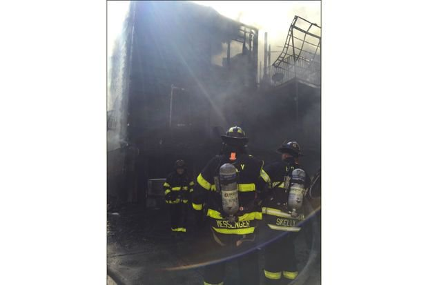 UPDATED - 9 injured in Bronx fire that engulfed 6 buildings, FDNY says...