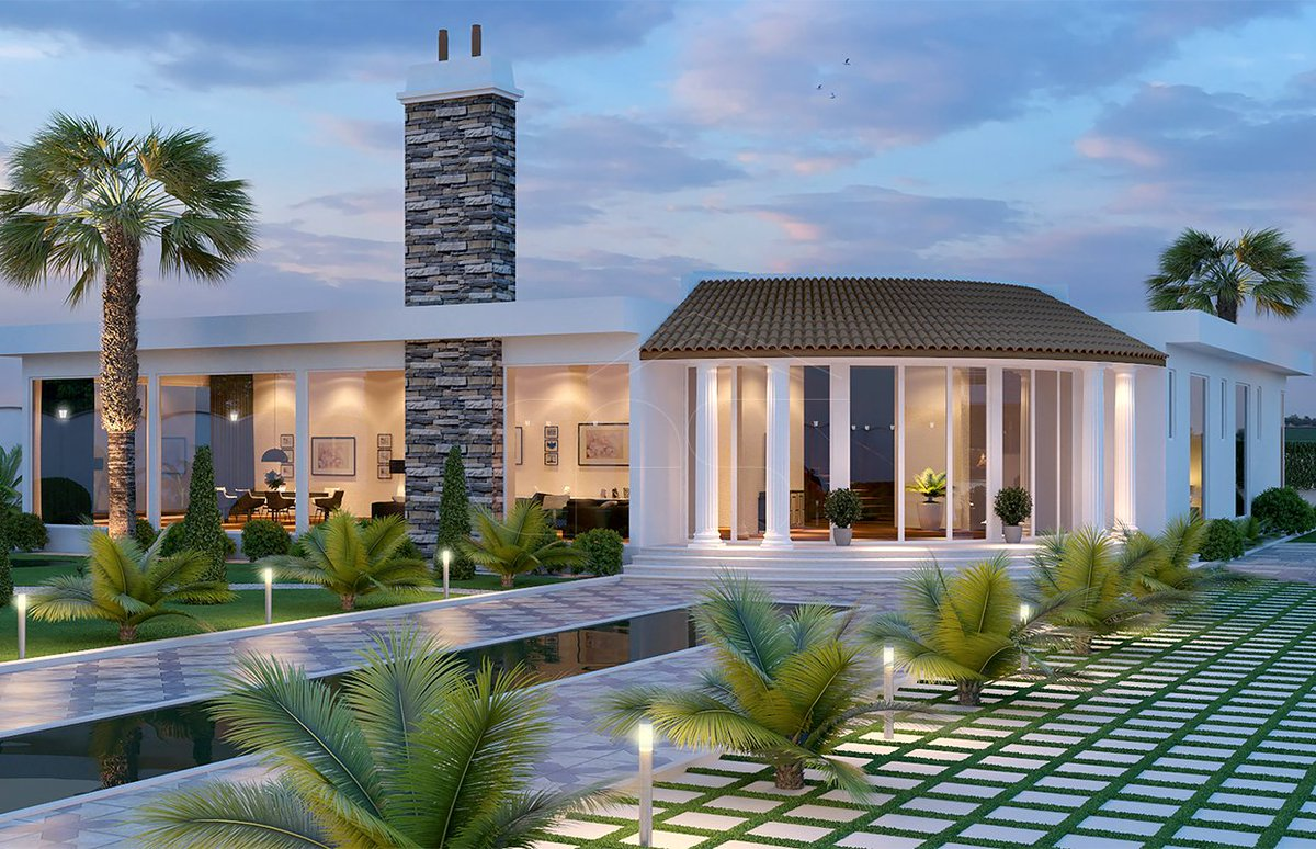 We designed a wide entrance, large #livingroom with #dining area and a #fireplace.  http:// comelite-arch.com/portfolio/fami ly-luxury-holiday-home-design/ &nbsp; …  #Saudi #House #HomeandAway<br>http://pic.twitter.com/Cii16xTUbG