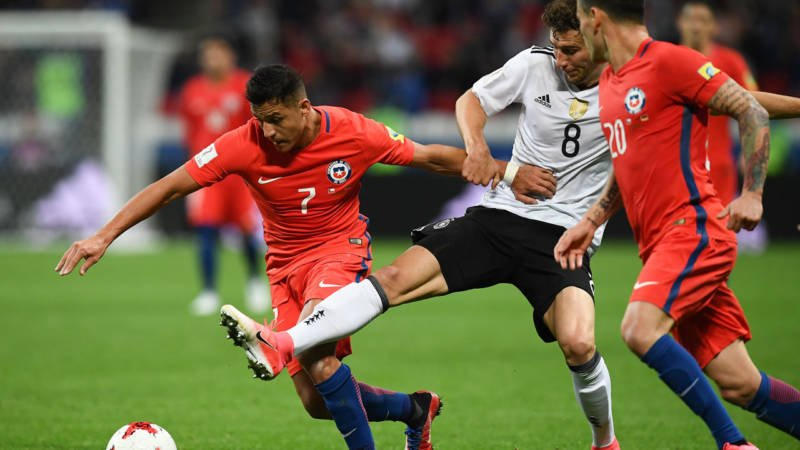 Sanchez makes history as Chile draw with Germany https://t.co/N9xuujSJnz via @todayng