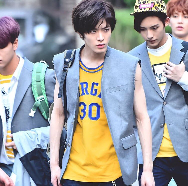 yuta\'s visuals this comeback are no joke