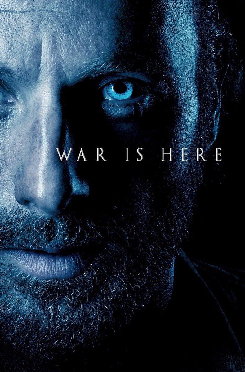 La guerre est la ! #TheWalkingDead #TWD #TWDSaison8 #TWDFamily #OCSTWDpic.twitter.com/6BNSz0CDJw
