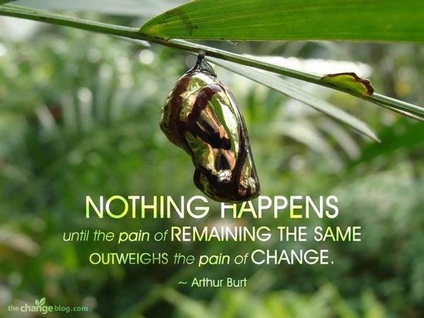 #Transformation happens when we realize the pain of stay where we are. <br>http://pic.twitter.com/iXvBm2NCTb