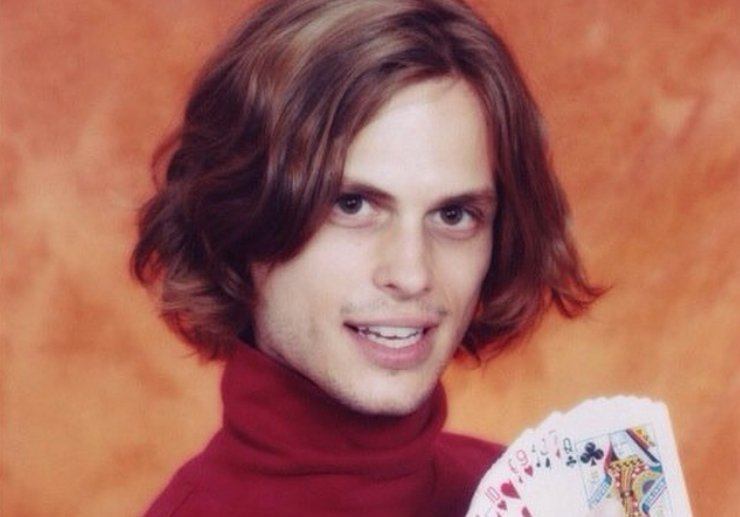 Matthew Gray Gubler can do it all, from playing a genius to posing for some model shots:  http:// bit.ly/29Lkre2  &nbsp;   #CriminalMinds #TBT <br>http://pic.twitter.com/HE9QHmcXNY