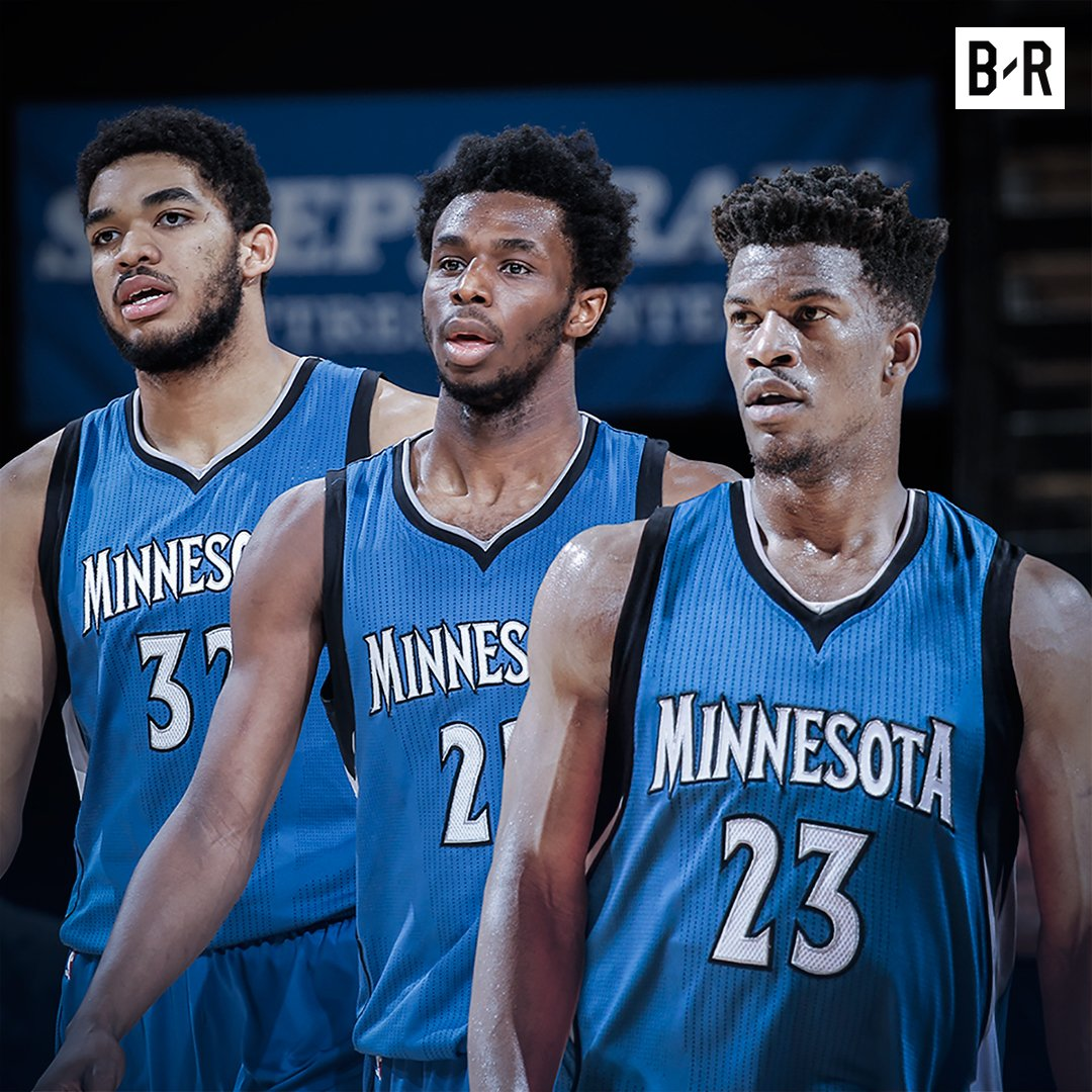 Chicago is finalizing a deal to send Jimmy Butler to Minnesota, per @W...