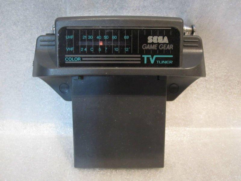 #Sega #GameGear TV Tuner #retrogaming #ebay  https:// deal.vg/jyEZ86h  &nbsp;  <br>http://pic.twitter.com/aQOhDPKADf