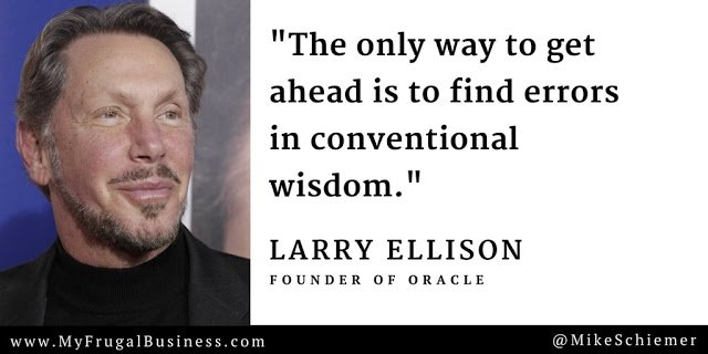 10 Motivational Quotes From Larry Ellison of Oracle  http://www. myfrugalbusiness.com/2017/06/recycl ing-company-go-green-profit.html &nbsp; …  &lt;-- Read  #Oracle #SAAS #Software #Quote<br>http://pic.twitter.com/KWOujQfTWz