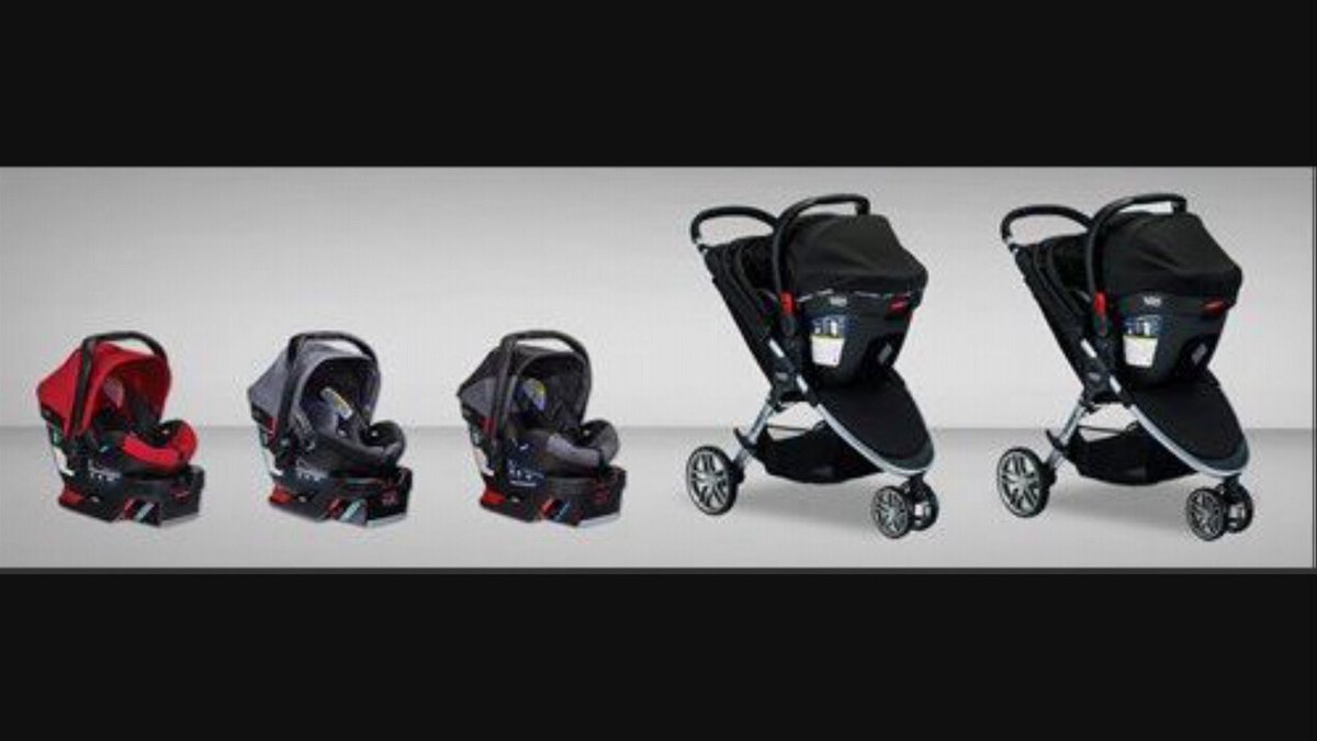 Britax Recalls Over 200,000 Car Seats Due to Defective Chest Clips https://t.co/MAx0obxyCz