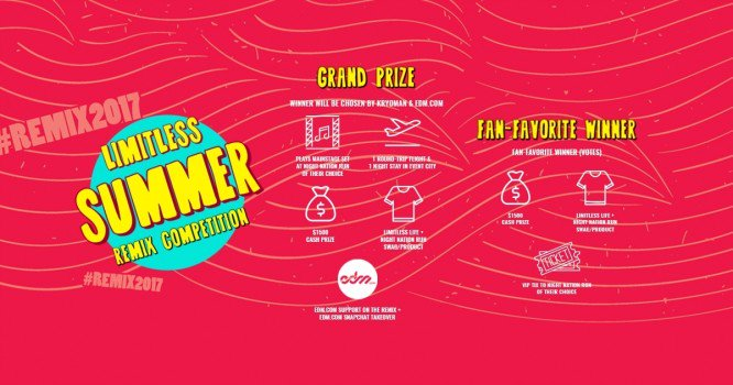Check Out Our Favs From The Limitless Summer Remix Comp And Choose Your Own  #edm mus...  http:// edm.com/articles/2017/ 6/21/limitless-summer-remix-competition-reviews &nbsp; … <br>http://pic.twitter.com/TPWx8eUbDU