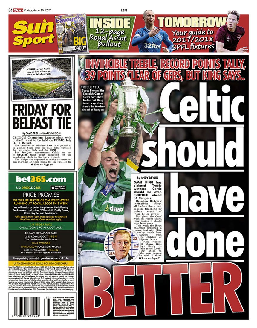 And now for a look at today's back page: https://t.co/QBbaXwytTc  #sctopapers