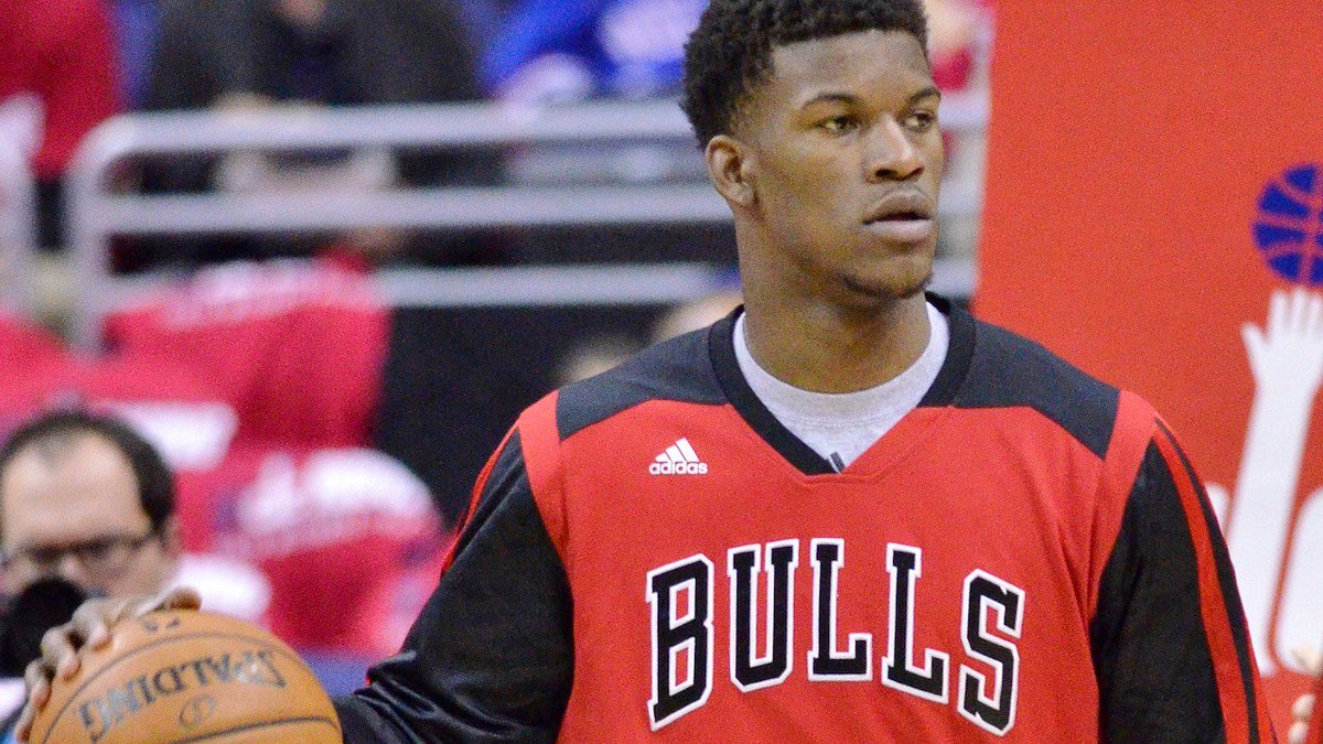 #BREAKING: Sources say Bulls trade Butler to Timberwolves https://t.co/VPYpHfpoQh @chicagobulls