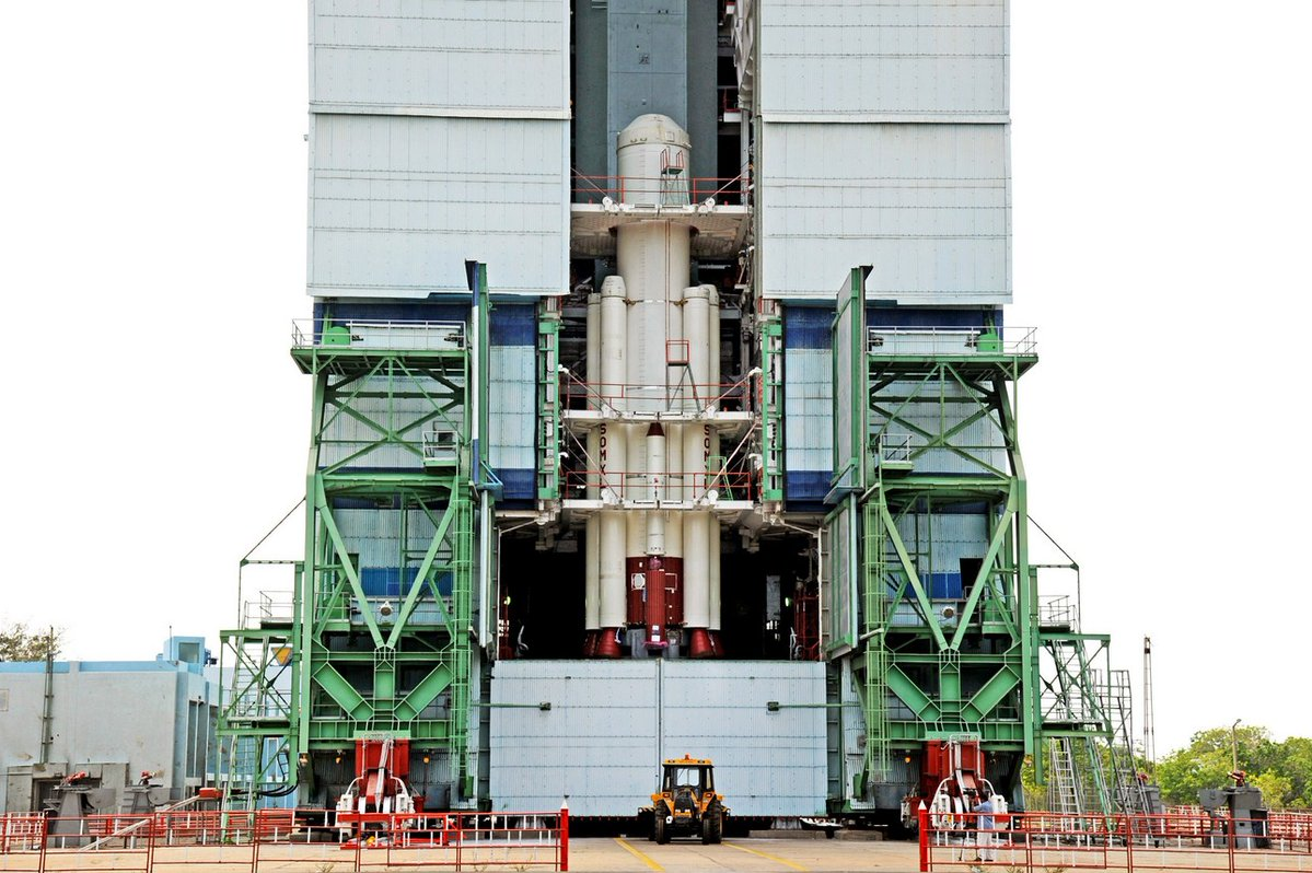#ISRO to launch #Cartosat-2E satellite on board #PSLVC38 from #Srihari...