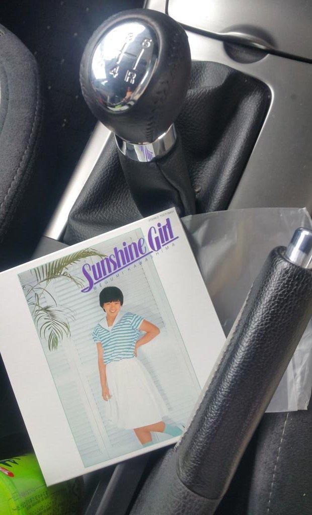 わんこ🐶の散歩で、 また桑の実を採りました。 母に届けにいきます。 流星号の音楽は、恵さん。 この方の歌唱力、ものすごだ。 #川島恵 さん🍀 CD「SUNSHINE GIRL」♪♪