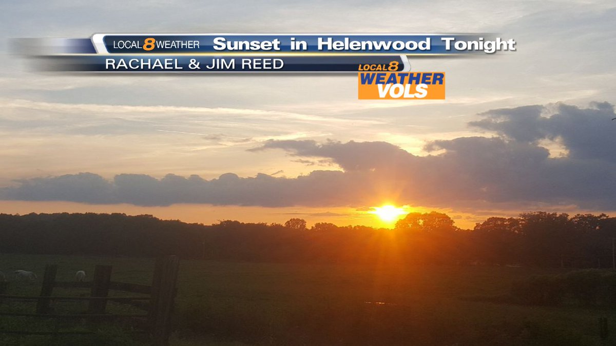 Tennessee scott county helenwood - Hello Scott County Sunset In Helenwood Tn Tonight By Rachael Jim Reed
