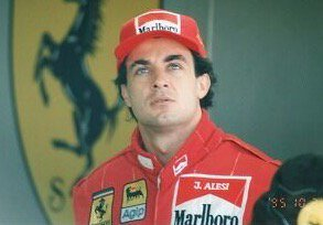 Happy birthday, Jean Alesi