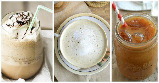20 Easy Coffee Recipes for Busy Moms