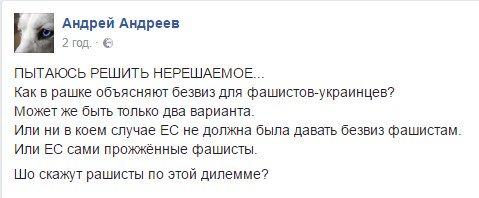 """""""Это момент свободы и признания для украинцев"""", - Климкин о безвизе - Цензор.НЕТ 9419"""